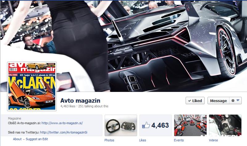 avto magazin Facebook