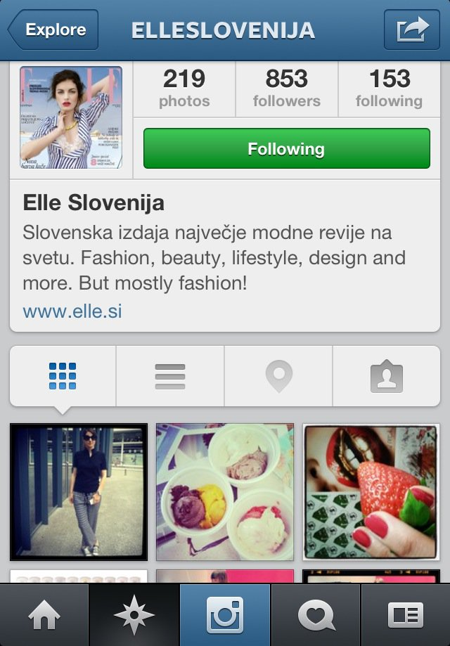 elle instagram