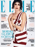 Elle Avgust 2016