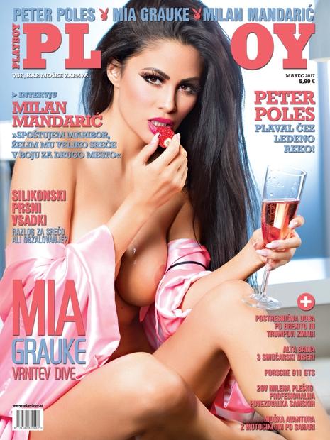 Playboy marec 2017