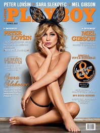 Playboy April 2017