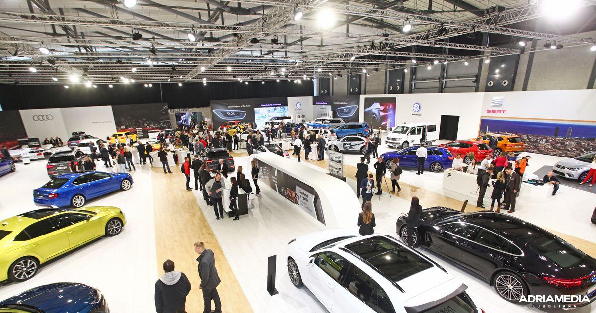 Avtomobilski salon 2017