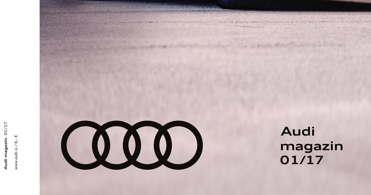 Revija Audi magazin