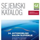 Sejemski katalog za Avtomobilski salon Slovenije