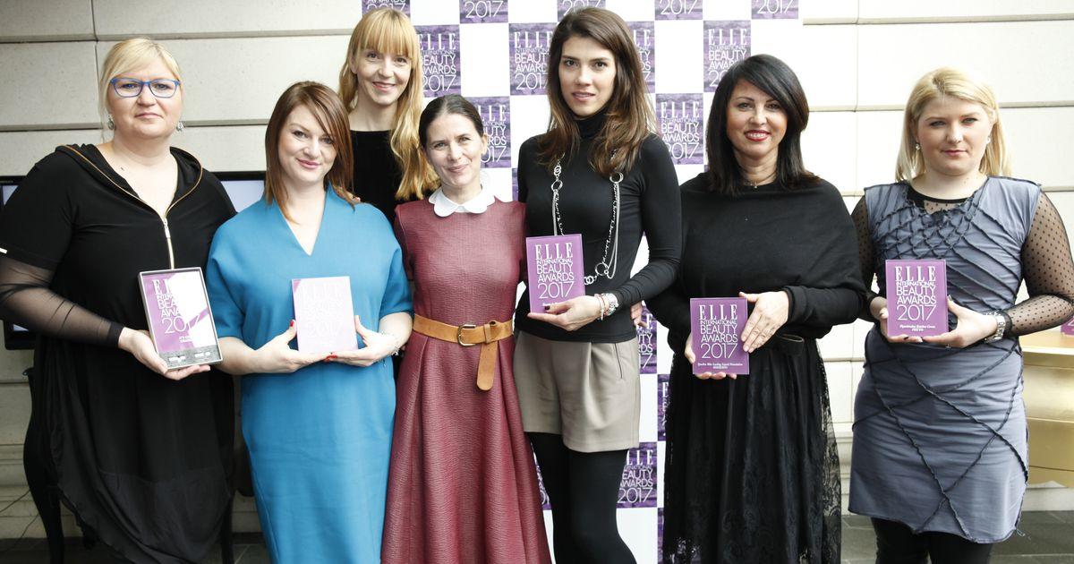 Elle International Beauty Awards (foto: Helena Kermelj)