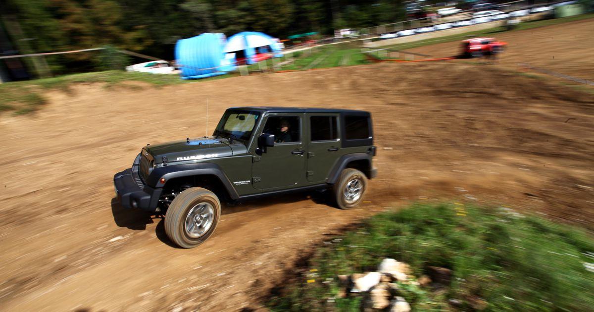 Jeep festival in Avto magazin (foto: Saša Kapetanovič)