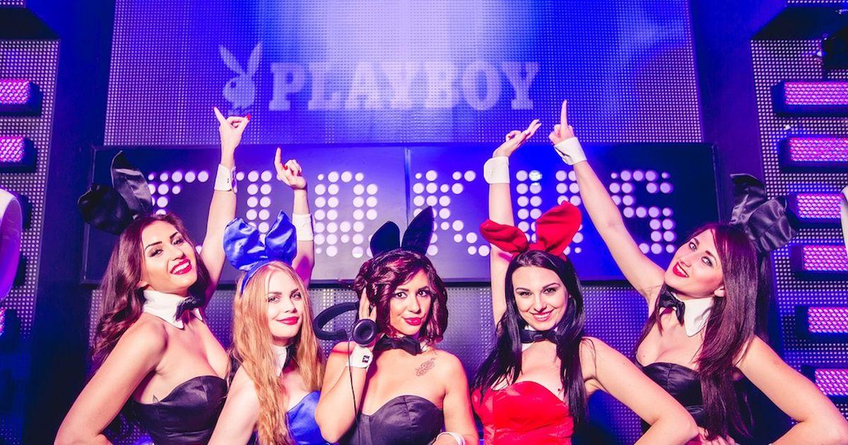 Playboy party (foto: Marko Delbello Ocepek)