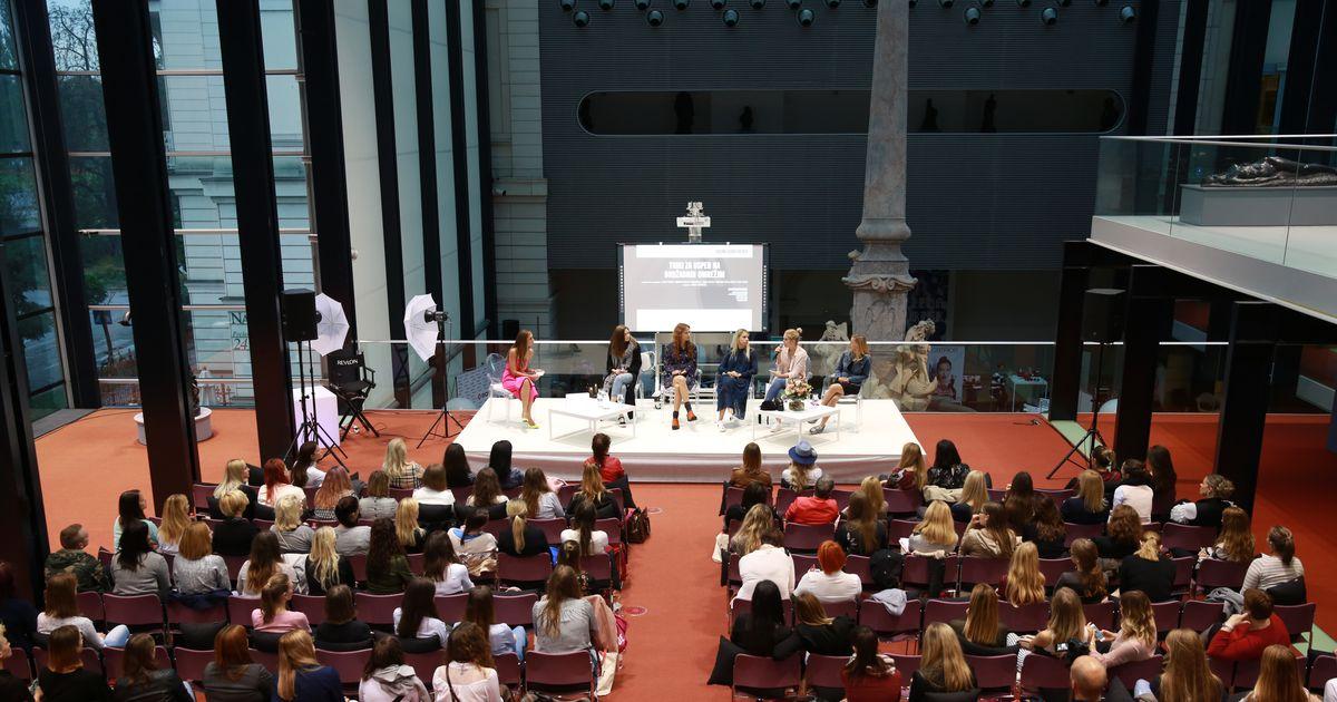 Prva Cosmo konferenca (foto: Helena Kermelj)
