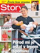 Story revija Story, naslovnica 11/2018
