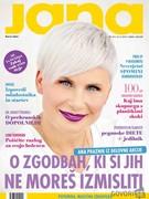 Jana naslovnica Jana, 25/2018