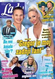 Lady naslovnica Lady26/2018