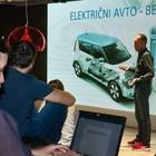 Za nami je prvo predavanje E-mobility v Triglav Lab