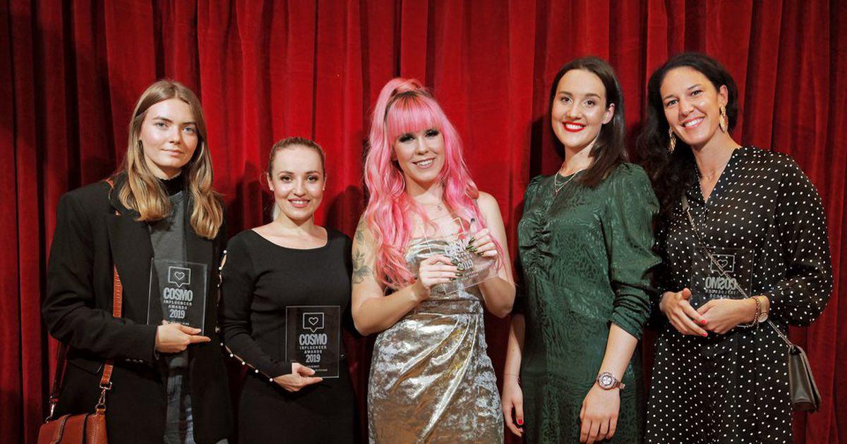 Cosmo Influencer Awards 2019 (foto: Saša Aleksandra Prelesnik)