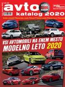 Avto katalog – dopolnjena izdaja (v prodaji od 16.5.)