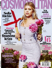 Cosmopolitan Junij 2020