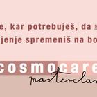 #CosmoCares Masterclass – spletna Cosmo konferenca