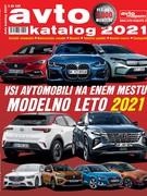 Avto katalog 2021 (v prodaji od 10.12.)